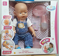 Пупс Warm Baby (Беби Борн) 8006-432
