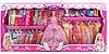 Кукла (Барби) с нарядами и аксессуарами 094D5 ***