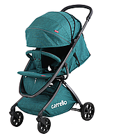 Коляска прогулочная CARRELLO Magia CRL-10401 Green алю рама, резиновые колеса ***