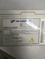 Блок питания FSP ATX-400PNF 400 Ватт, вентилятор 12 см, с автоматической регулировкой оборотов в завис, фото 1