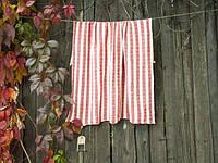 Детский плед-накидка Barine Stripe Muslin kirmizi 77*82 красный