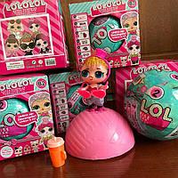 Кукла-сюрприз в шарике LOL (2-я серия) Оригинал именно L.O.L ***