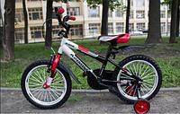 """Велосипед Azimut Stitch  12"""" красный ***"""