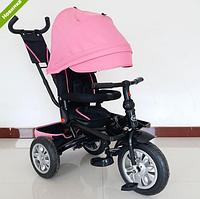Трехколесный велосипед (аналог T-400) Turbotrike M 3646A-15, нежно розовый ***