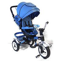Велосипед-коляска 3199-5HA музыка+фара, надувные колеса ***