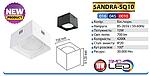 Светодиодная панель SANDRA-SQ10 , фото 3