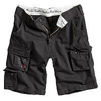 Шорты Surplus Trooper Shorts S Черный (07-5600-63)