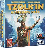 Tzolk'in: The Mayan Calendar (Цолькин. Календарь майя), настольная игра