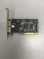 Контроллер PCI SATA RAID Serial ATA Manli (RAID 0, 1 SATA Processor Sil3112), фото 1