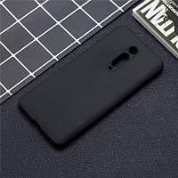 Чехол Soft Touch для Xiaomi Mi 9T / Mi 9T Pro силикон бампер черный