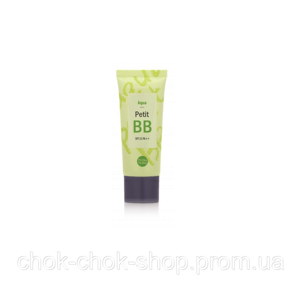 ББ крем для нормальной и комбинированной кожи HOLIKA HOLIKA Petit BB Cream Aqua SPF 25