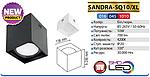 SANDRA-SQ10/XL Светильник светодиодный, фото 3