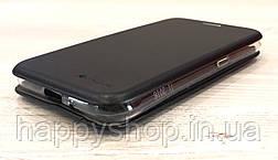 Чехол-книжка G-Case для Samsung Galaxy J1 2016 (J120) Черный, фото 3