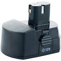 Аккумулятор для шуруповерта - 12В Ni-Cd каблук