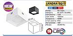 SANDRA-SQ15 Светильник светодиодный, фото 3