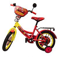 Детский велосипед 12 дюймов Тачки 181217 ***