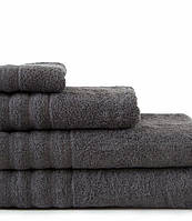 Полотенце махровое Irya Alexa antrasit 30*50 серый