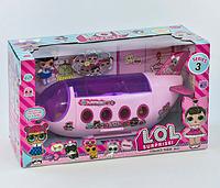 Набор с куклами L.O.L(ЛОЛ) Самолёт 854