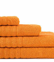 Полотенце махровое Irya Alexa turuncu 30*50 оранжевый