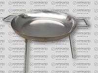 Сковорода для пикника из нержавеющей стали (32 см.)