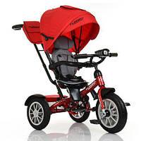 Детский трехколесный велосипед TURBOTRIKE M 4057-1 Красный
