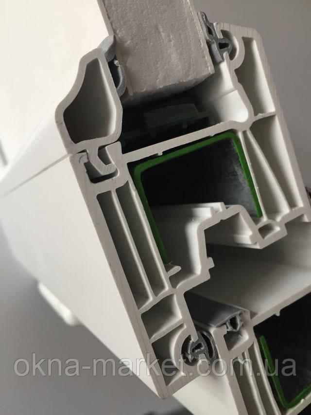 Пластиковые окна WDS 5S - фото компании Окна Маркет