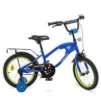 Велосипед двухколёсный детский 16 дюймов Profi Y16182