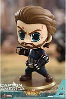 Фигурка Капитан Америка Мстители Война Бесконечности Марвел / Captain America Avengers Marvel 10см