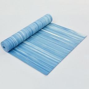 Коврик для фитнеса и йоги PVC 6мм SP-Planeta FI-8378