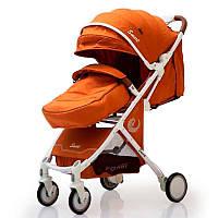 Детская прогулочная коляска Smart model D289 Terakota