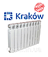 Радіатор Алюмінієвий Krakow 500x80, фото 10