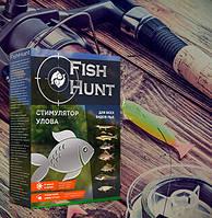 Оригинал! Активатор клева Fish Hunt, Фиш хант активатор клева, прикормка для рыб fish hunt