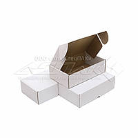 Картонные коробки 300*180*86 белые