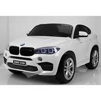 Детский электромобиль BMW Х6 JJ2168 Белый