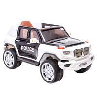 Детский электромобиль JEEP POLICIA CX6605 ЕВА