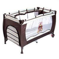 Детский манеж-кровать 5466 (V8)