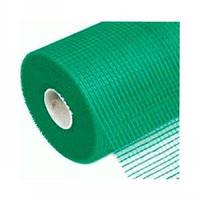 Стеклосетка штук BAUNET-160 (шир. 100 см) green, фото 1