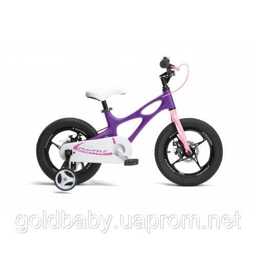 Детский двухколесный велосипед колеса 14 дюймов RoyalBaby SPACE SHUTTLE 14-22