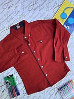 Рубашка для мальчика от 5 до 9 лет., фото 1