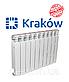 Радіатор Алюмінієвий Krakow 500x100, фото 9