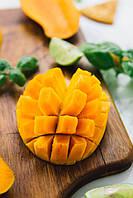 Фруктовое пюре  ( 1 кг ) Манго (Сахарное манго)