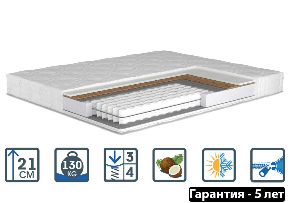Матрас SOFIA / СОФИЯ NEW 160х200 см Matroluxe