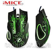 Мышь геймерская проводная с подсветкой X9 iMACE