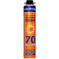 Пена монтажная Lacrysil профессиональная 850 мл