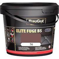 Фуга BauGut Elite BS 56 темно-коричневая 2 кг