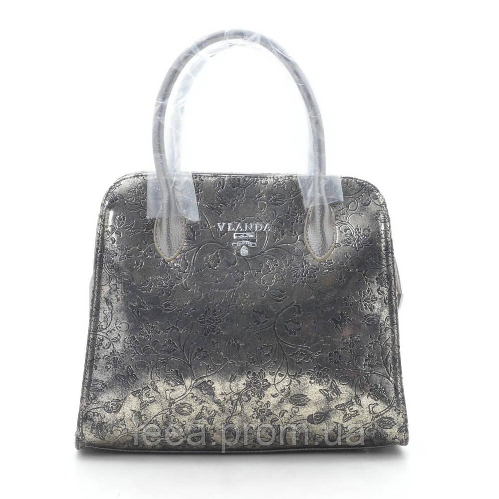 Женская сумка BHT-934 yin se (бронза)