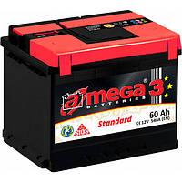 Аккумулятор A-Mega Standart 60А 12 B