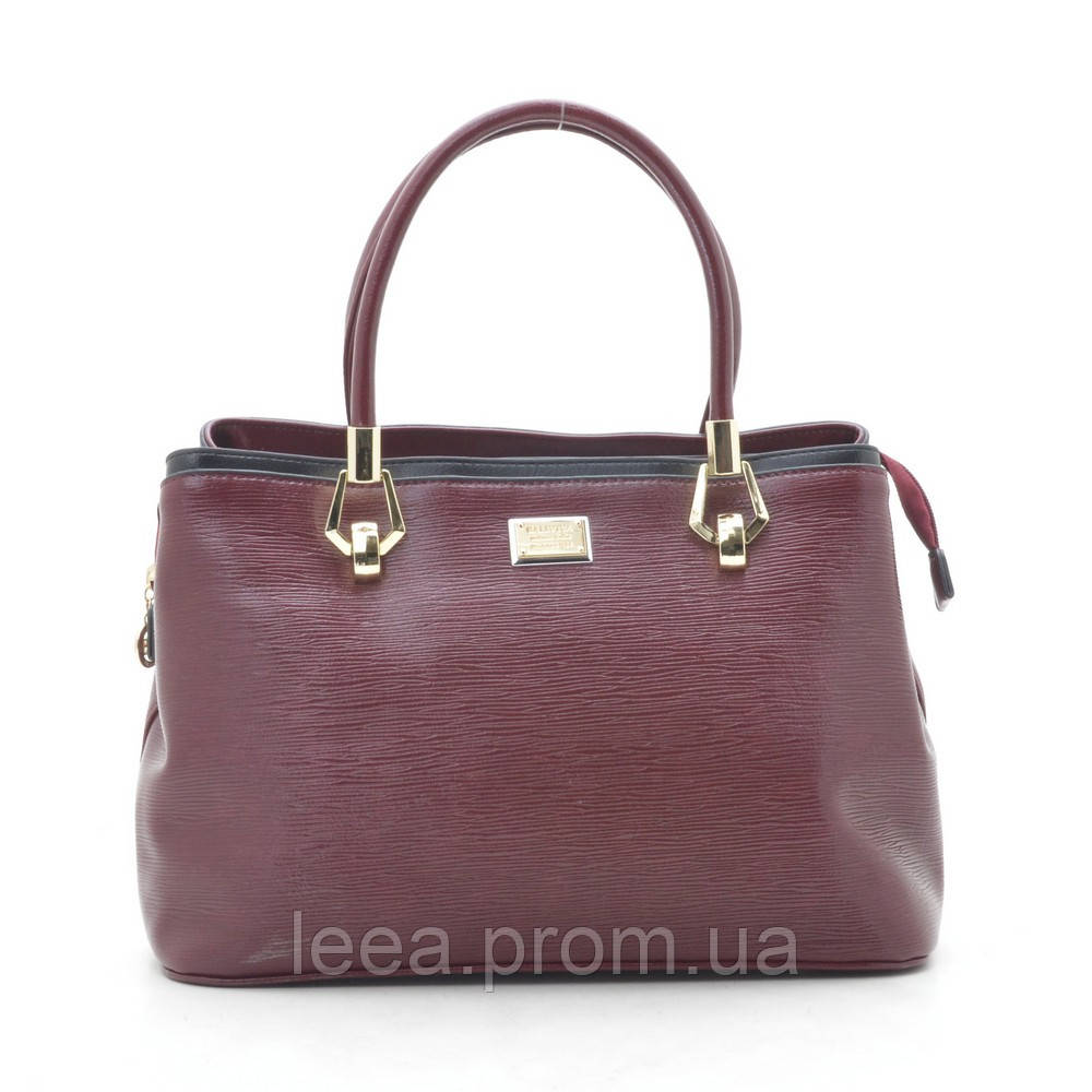 Женская сумка 7573 бордо