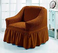 Чехол для мебели love You кресло золото