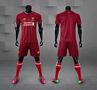 Футбольная форма ФК Ливерпуль (FC Liverpool) 2019-2020 Домашняя